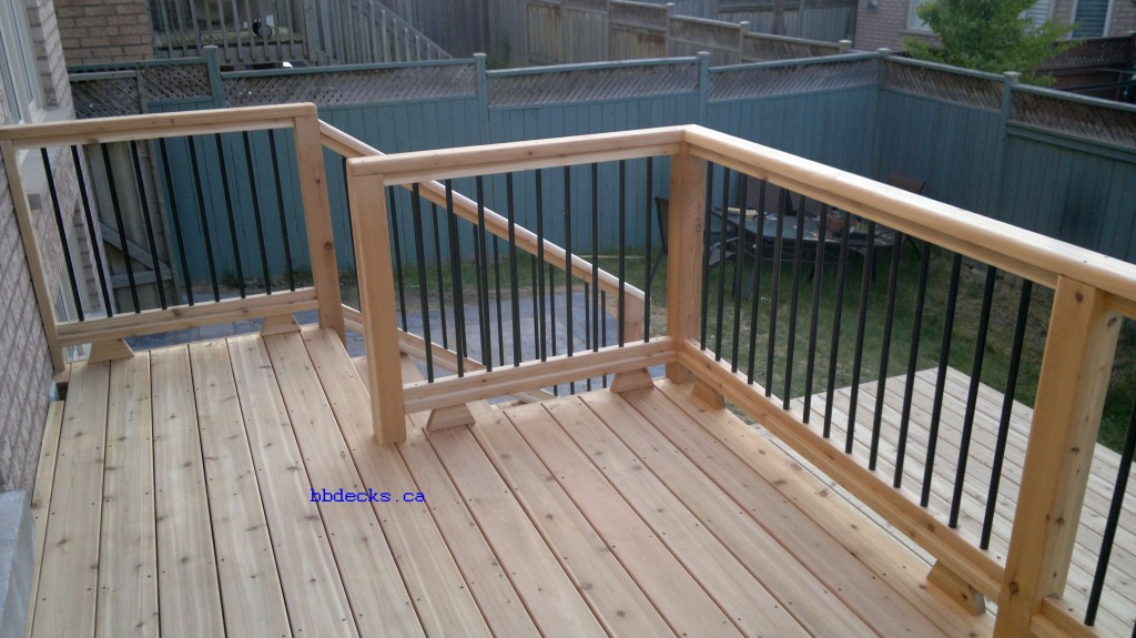 Rod Iron Railings