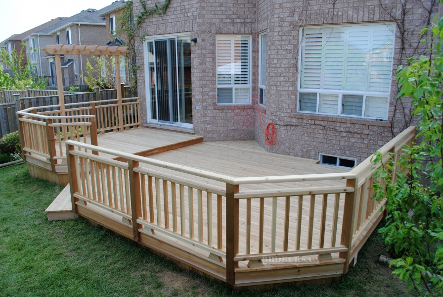 low deck designs low decks low deck gallery